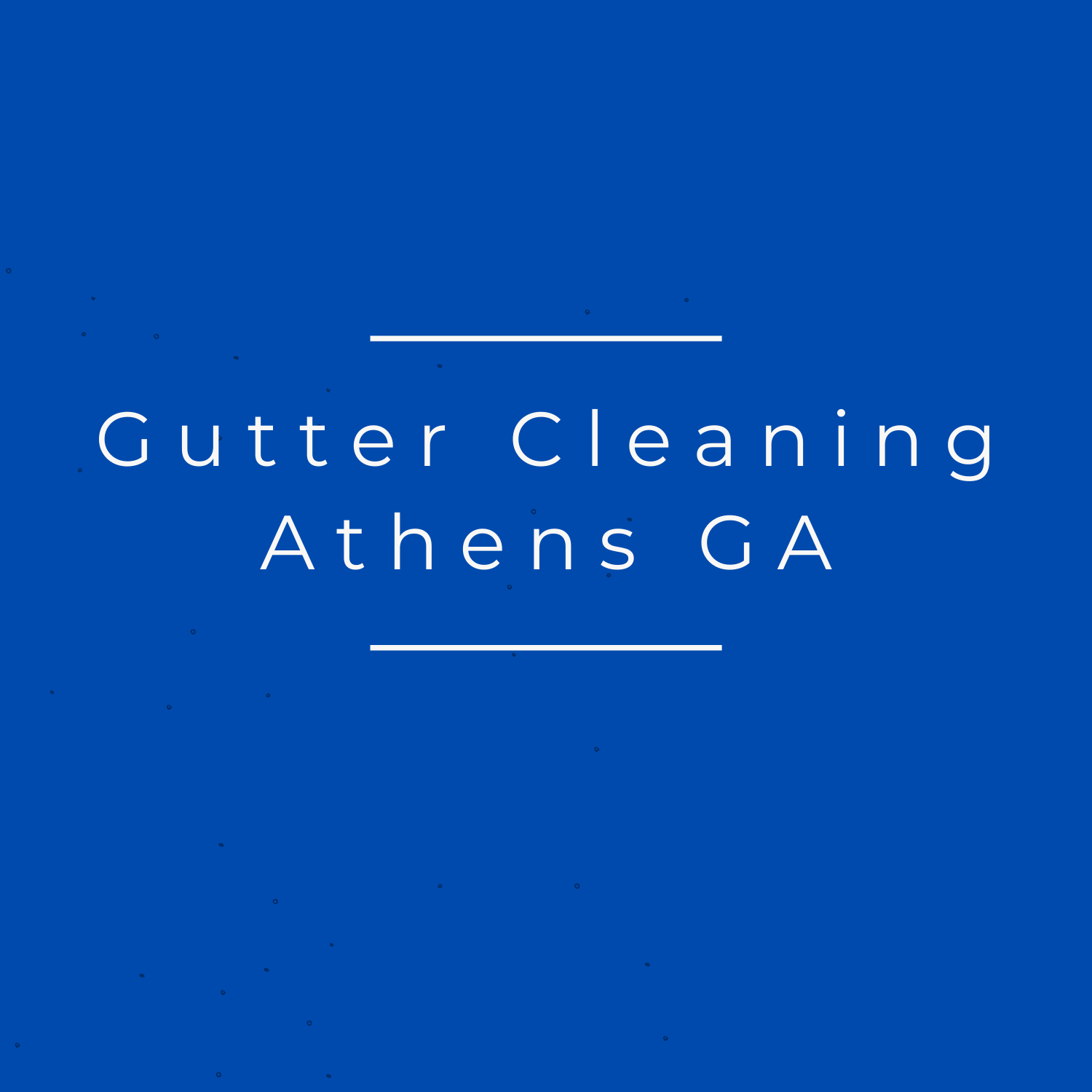 Gutter Cleaning Athens GA